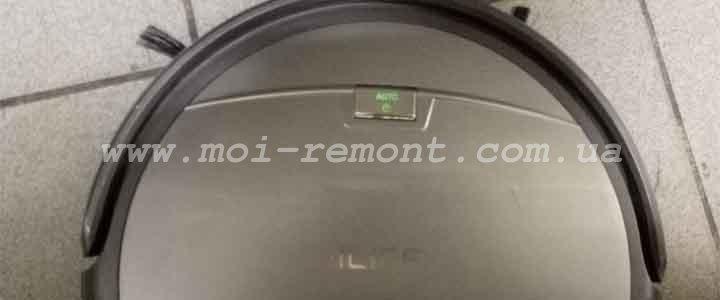 Ремонт пылесосов роботов ILife A4 - не включается