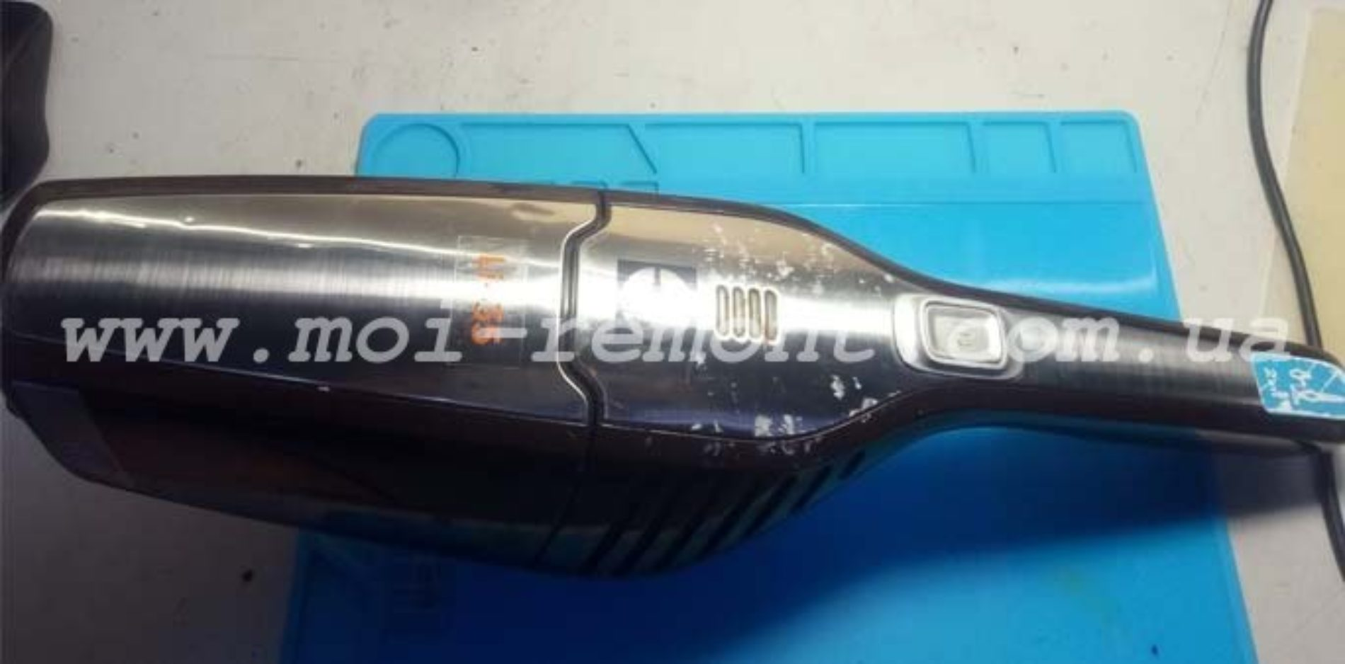 Замена аккумуляторов в пылесосе Electrolux Ergo 11